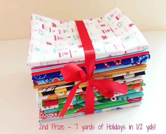 Amazing Fabric Giveaway with Hypernoodle