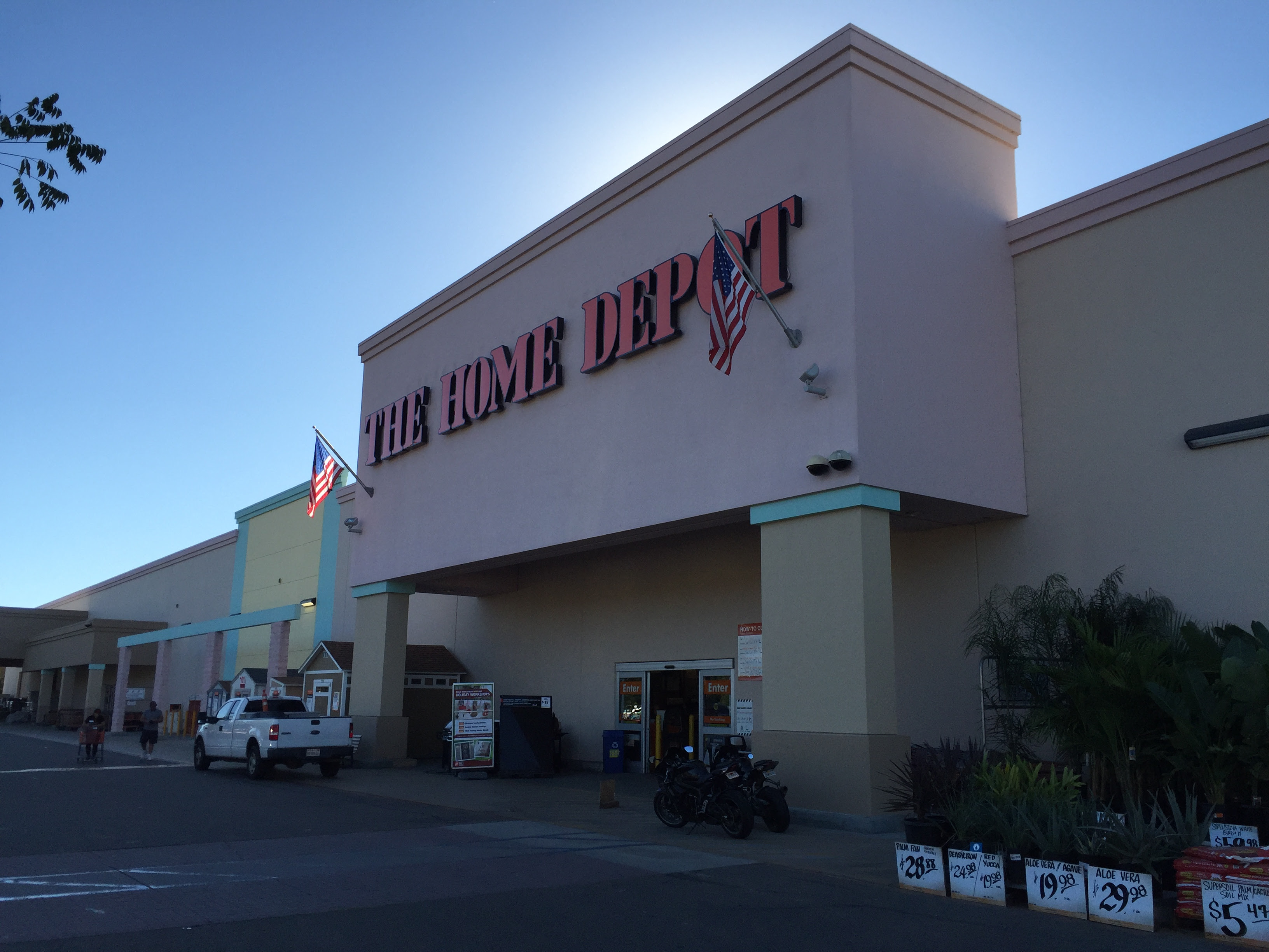 The Home Depot 950 Dennery Rd San Diego, CA Home Depot - MapQuest