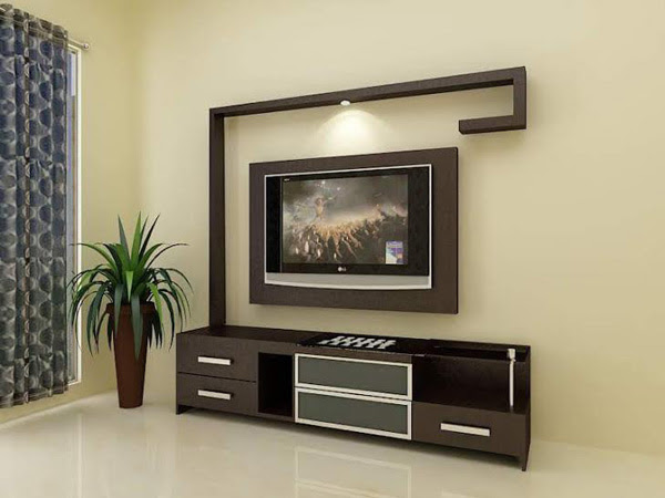 17 15 Amazing TV Units that Demonstrate Stylish Trends
