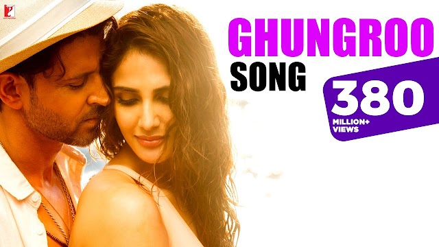 Ghungroo song lyrics - Arijit Singh & Shilpa Rao | lyrics for romantic song