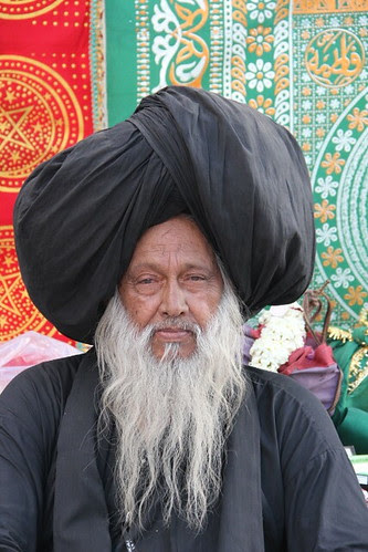 The Head Of The Dam Madar Malangs Tajdare Malang Baba Syed Ali Masoomi Madari Aqsan by firoze shakir photographerno1