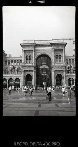 Galleria Vittorio Emanuel II by pho-Tony