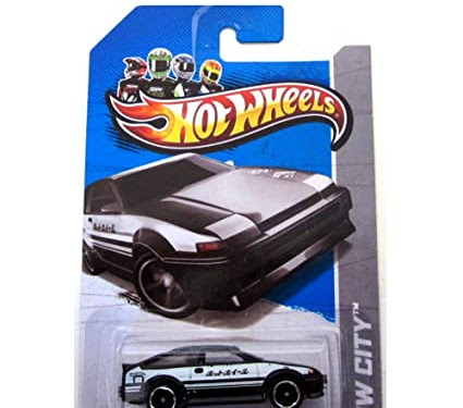 Hot Wheels Toyota Ae86 Initial D