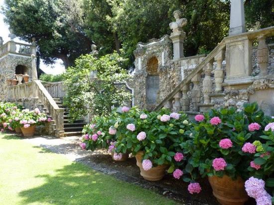 Villa Gamberaia   GardenVisit.com, la guía de paisaje del jardín