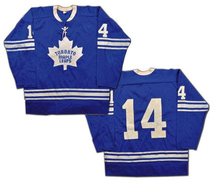 Toronto Maple Leafs 66-67 jersey