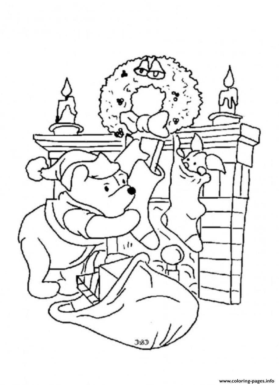 Free Christmas Coloring Pages For Preschoolers at ...