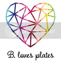 B. Loves Plates
