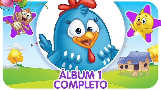 Galinha Pintadinha 1 Álbum Completo Online