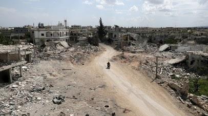 Террористы совершили 25 обстрелов в идлибской зоне деэскалации в Сирии