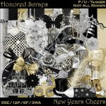 New Years Cheers - Tagger