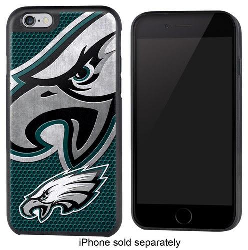 Team ProMark NFL Philadelphia Eagles Rugged Case for Apple iPhone 6 and 6s Black 99113VRP  Best Buy
