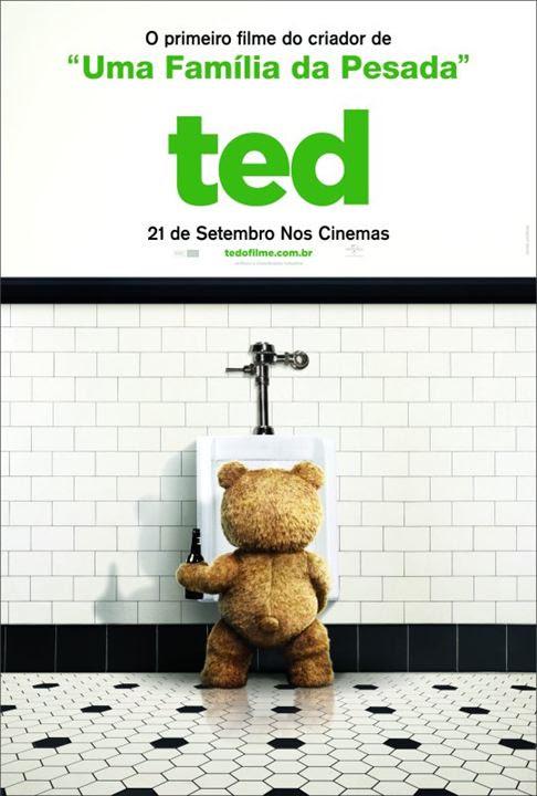 Resultado de imagem para ted poster filme