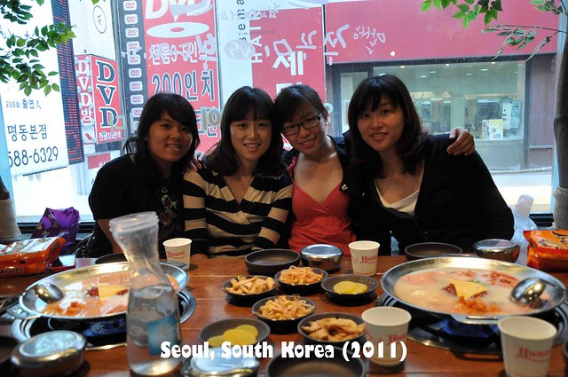 Last Day in South Korea 09 - Photo Group with The Gals