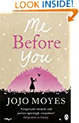 Me Before You by Jojo Moyes book cover image