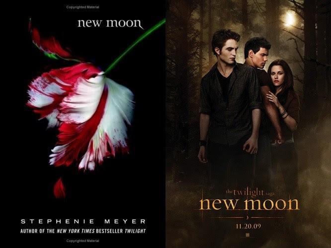 Bilderesultat for twilight book and movie