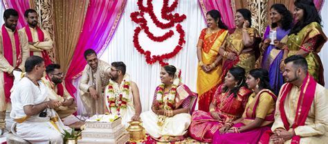 DoubleTree by Hilton Wedding of Keerthana & Siddharth