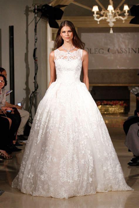 Wedding Dresses By Oleg Cassini   biwmagazine.com
