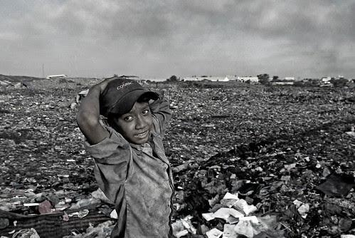 Ragpicker Boy, Cambodia
