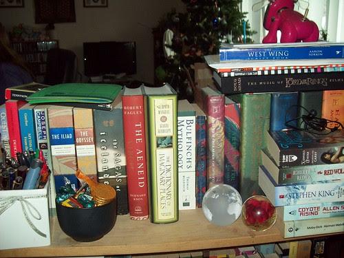 Bookshelves 16