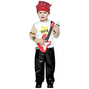 Halloween Costume Ideas For Your Little Rock Star Rockness Music