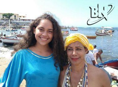 Mãe e filha percorrem mais de 960 km para acompanhar Festa de Iemanjá: 'É o amor'
