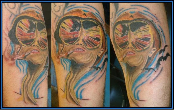 Fear And Loathing In Las Vegas Tattoo Walyou