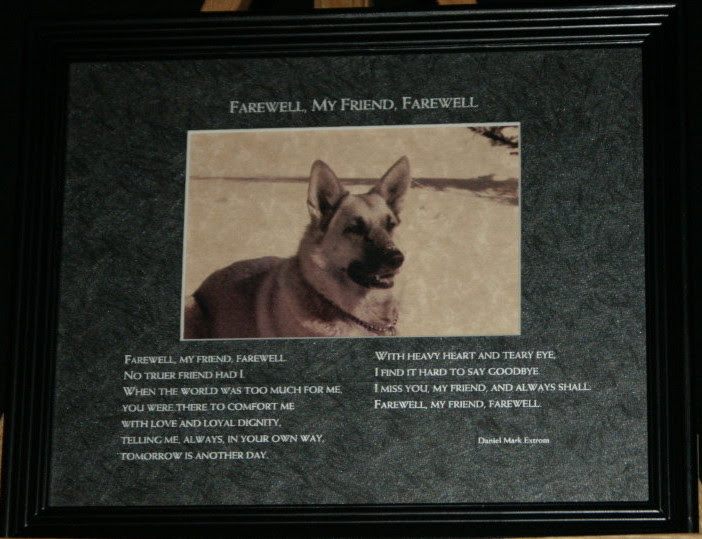 Farewell My Friend Farewell Print On Matte 10 X 8 Inches
