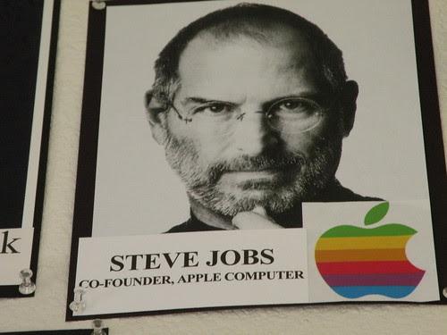 Steve Jobs: fondateur de Apple