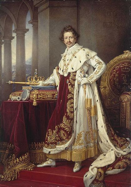 Ludwig I (Joseph Stieler)