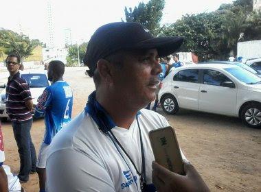 Roy cita disputa do Baianão como motivo para voltar ao Galícia