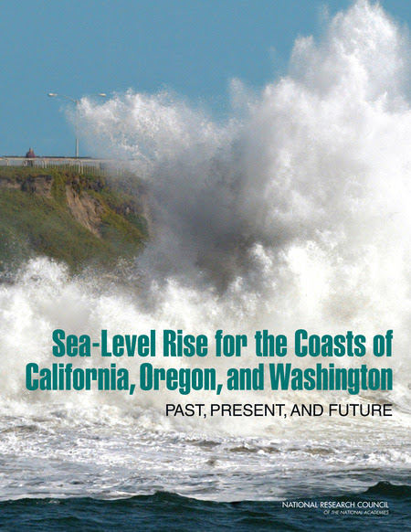 Sea-Level Rise for the Coasts of                              California, Oregon, and Washington: Past,                              Present, and Future