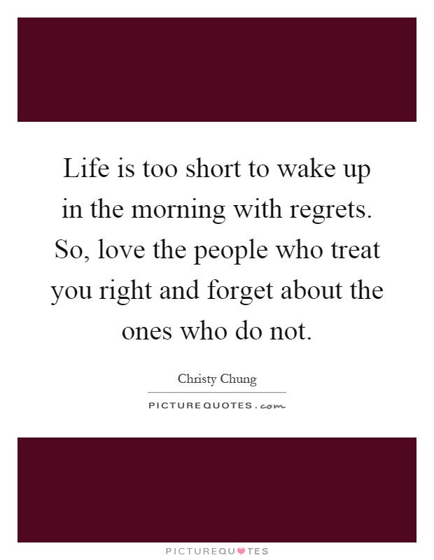 Life Is So Short Quotes Sayings Life Is So Short Picture Quotes