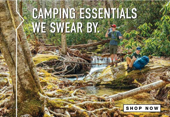 Camping Essentials We Swear By.