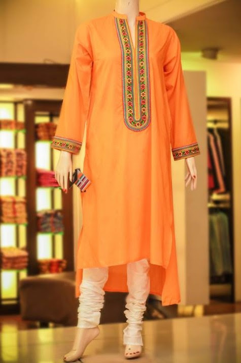 Casual-Lawn-Womens-Girls-Kurta-Kurti-Collection-2013-by-Thredz-for-Ladies-7