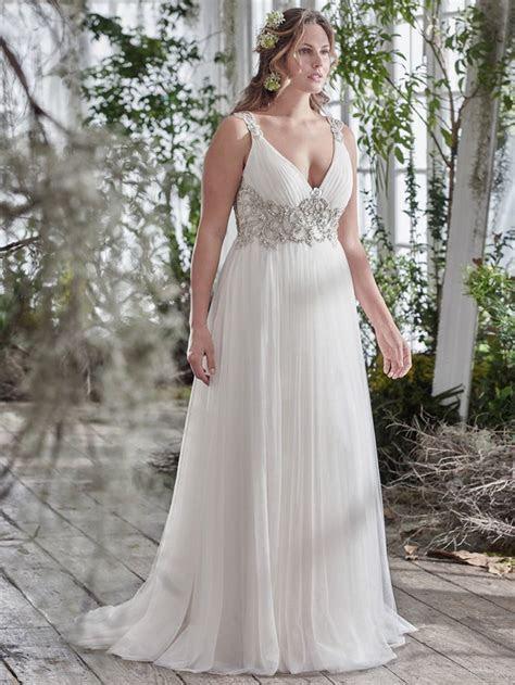 21 wedding dresses for curvy brides