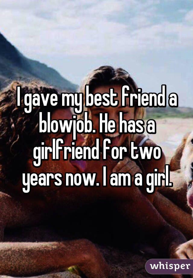 Best Friend Blowjob Swallow