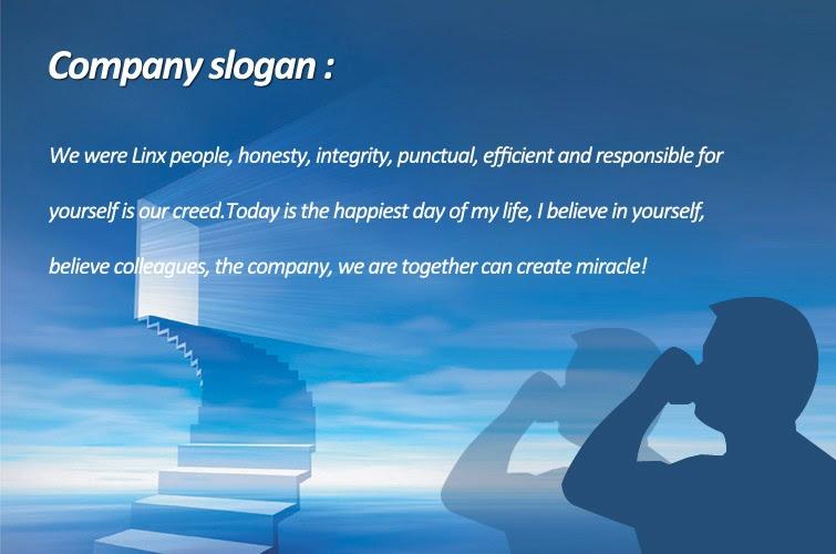Company Slogan Headset Oemearphone Factoryheadphone Supplier