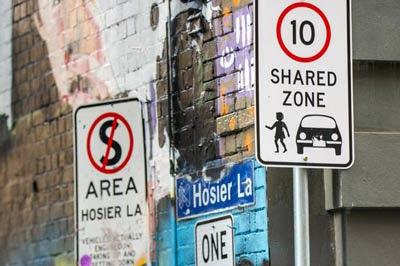 Parking City Of Melbourne