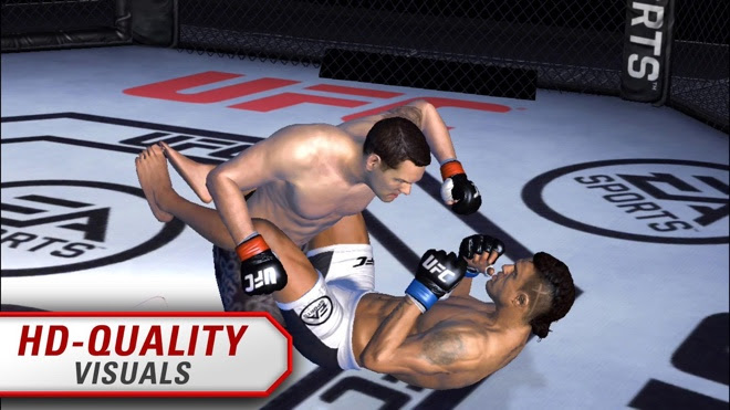 UFC mobile game by EA Sports hits Google Play