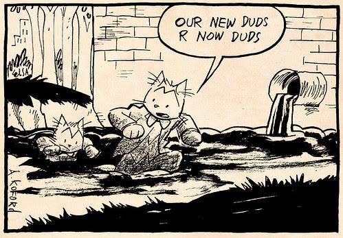 Laugh-Out-Loud Cats #2010 by Ape Lad
