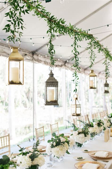 11 Fancy Tented Wedding Decoration Ideas to Stun Your