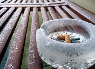 aboutpixel.de / Raucher müssen frieren... © HB1111