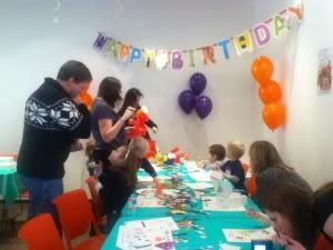 Elmos Birthday Party
