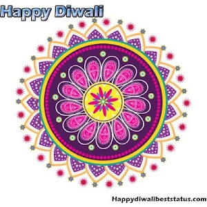 25+ Best Simple Rangoli Designs with Dots for Diwali 2019