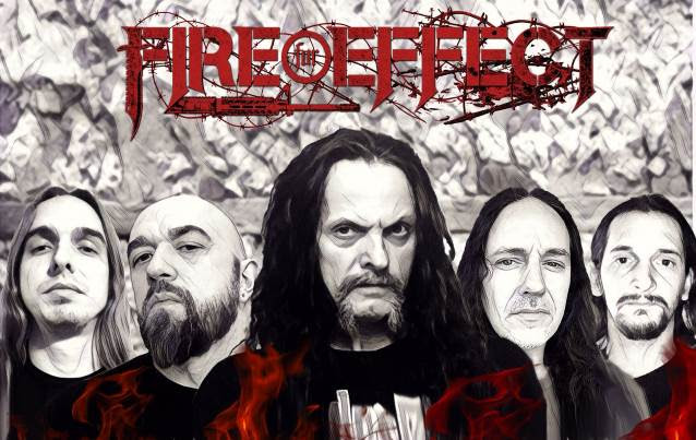 FIRE FOR EFFECT Feat. Former MALEVOLENT CREATION Members: Deal With AGONIA RECORDS Announced