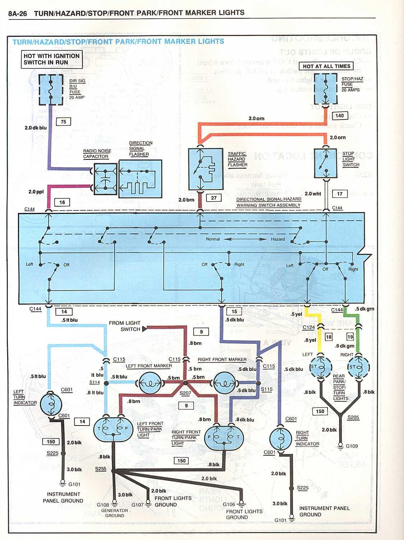 1980 82 Instrument Panel Wiring Diagram Help Corvetteforum Chevrolet Corvette Forum Discussion