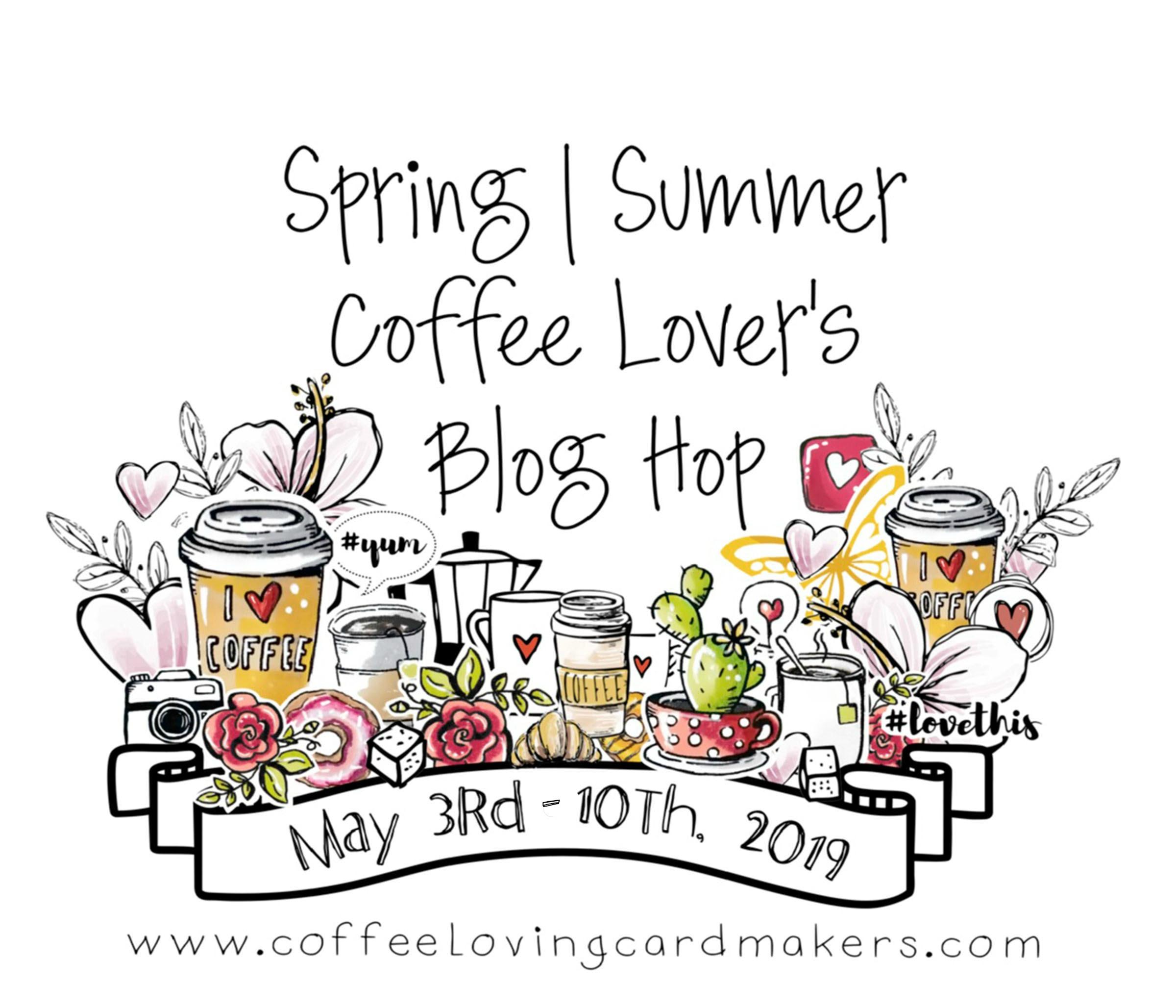 Spring Summer Coffe lovers blog hop