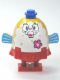 Minifig No: bob038  Name: Mrs. Puff - Pink Flower (3818)