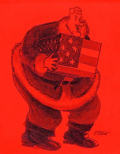 Capital Christmas - Peter Steiner