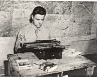Walter Matt, Libya, World War II (1943)
